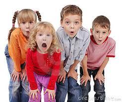 фото детей на белом фоне